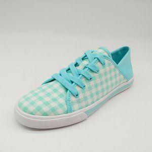 Isaac Mizrahi Women's Fifi Lace Up Sneakers NEW